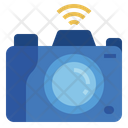 Camera Internet Of Things Iot Icon