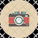 Camera Film Retro Icon