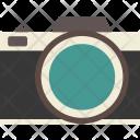 Camera Film Digital Icon