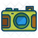 Camera Photography Equipment Icon