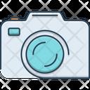 Camera Photography Snapshot Icon