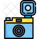 Camera Lens Photography Icon