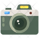 Camera Camcorder Polaroid Icon