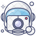 Space Astronaut Spaceman Icon