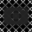 Camera Pocket Mirrorless Icon