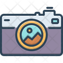 Pictures Camera Image Icon