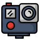 Action Adventure Cam Icon