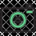 Camera Travel Photo Icon