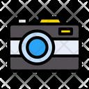 Camera Capture Photography Icon