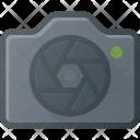 Camera Iris Lens Icon