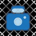 Artboard Camera Image Icon