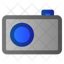 Camera Vacation Holiday Icon