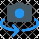 Switch Camera Rotate Icon
