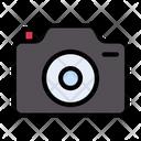 Camera Circus Photography Icon