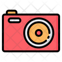 Camera Pocket Digital Icon