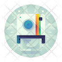 Camera Polaroid Show Icon
