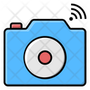 Camera Device Online Icon
