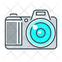 Cam Camera Digital Icon