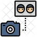 Best Friend Camera Image Icon