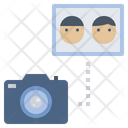 Best Friend Camera Gallery Icon