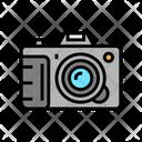 Photo Camera Device Icon