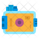 Camera Film Waterproof Icon