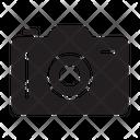 Camera Gallery Image Icon