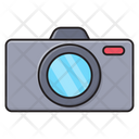 Camera Capture Dslr Icon