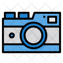 Photo Camera Photograph Digital Icon