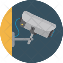 Camera Security Surveillance Icon