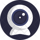 Camera Security Camera Technology Icon