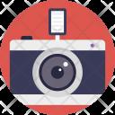 Photo Camera Photography Icon