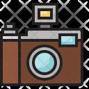 Camera Compact Photo Icon