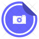 Photo Camera Shot Icon