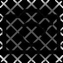 Camera Shutter Capture Icon