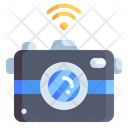 Camera Internet Of Things Electronics Icon