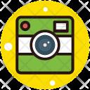 Instant Photo Camera Icon
