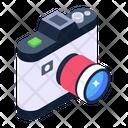Camera Photographic Equipment Photo Shoot Icon