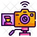Live Video Live Film Camera Icon