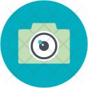 Camera Digital Photographic Icon