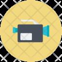 Camera Film Recorder Icon