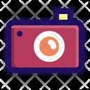 Camera Pocket Gadget Icon