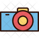 Camera Photo Focus Icon