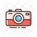 Camera Photograph Shoot Icon