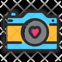 Camera Photo Marriage Icon