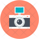 Camera Digital Photographic Icon