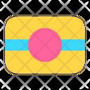 Icon Camera Abstract Primitive Icon