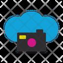 Camera Connection Web Icon