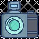 Camera Dslr Digital Camera Icon