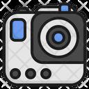 Camera Gopro Camera Action Icon